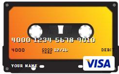 card cassette