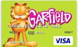 card garfield