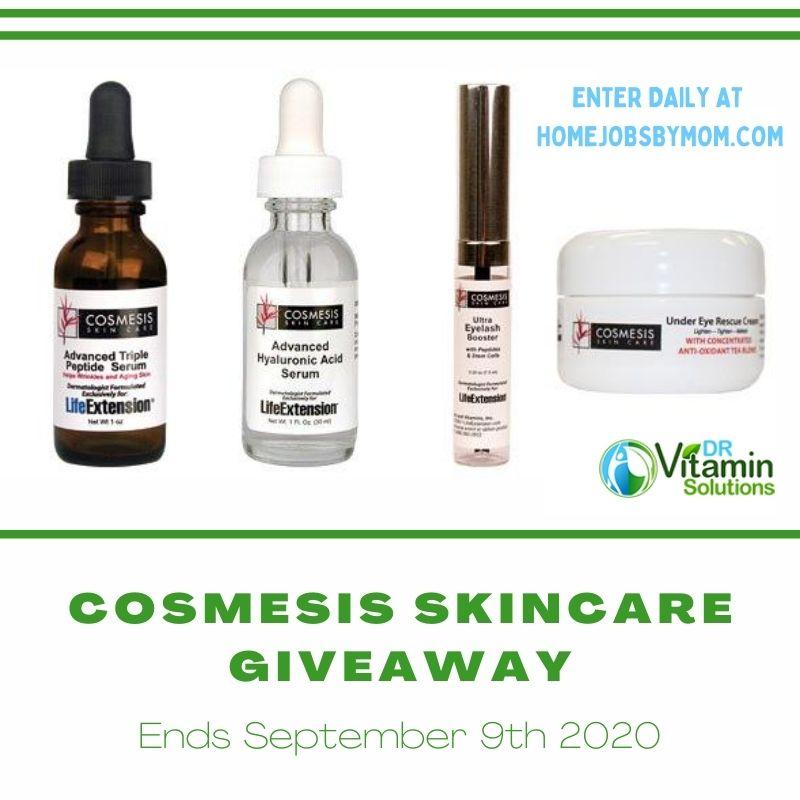 Cosmesis Skincare Giveaway