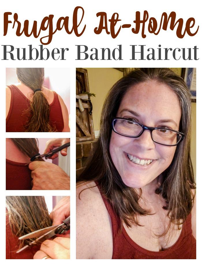 Frugal Hair Cut at Home