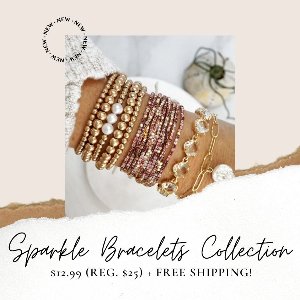 Sparkle Bracelets Collection