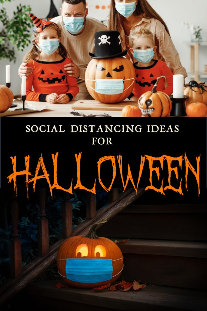 Halloween Social Distancing Ideas