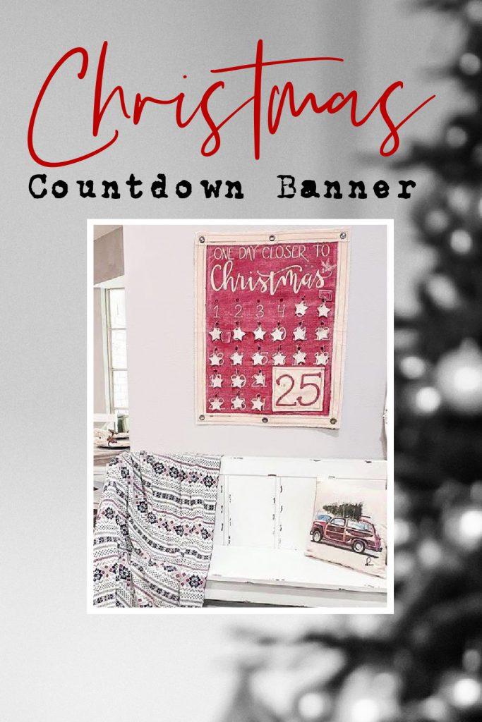 Christmas Countdown Banner